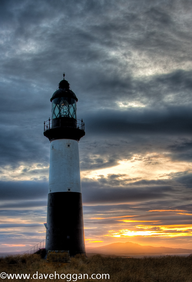 Cape Pembroke Lighthouse, East Falkland.