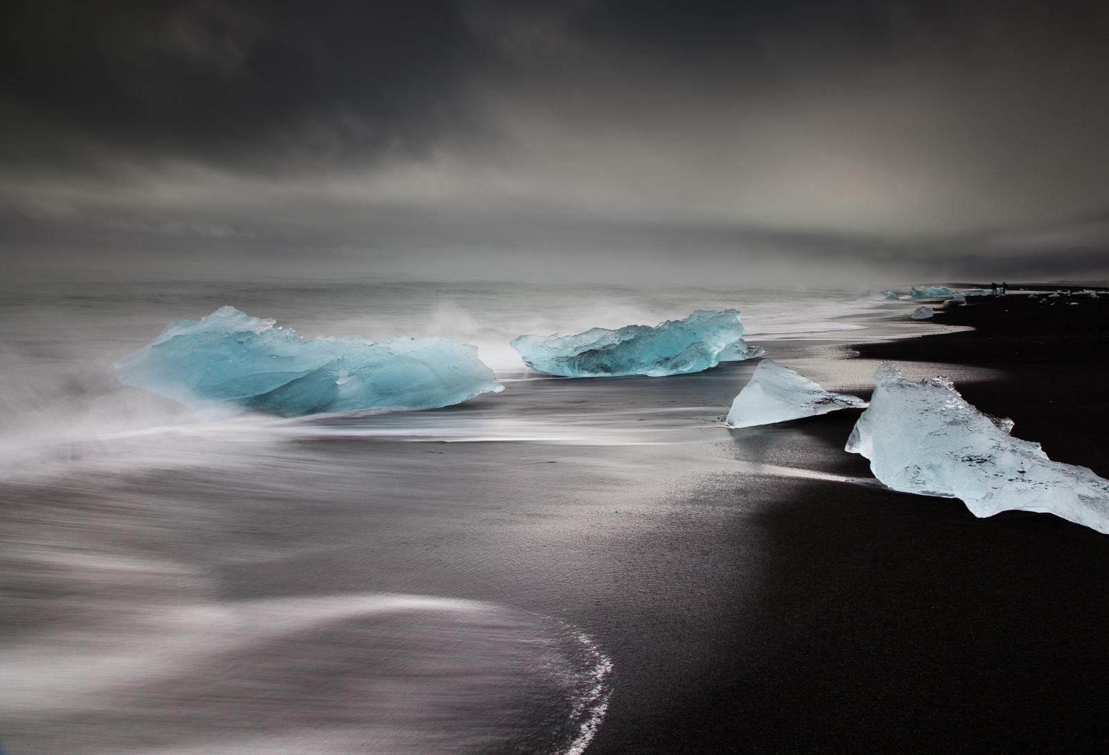 Jokulsarlon, Iceland.