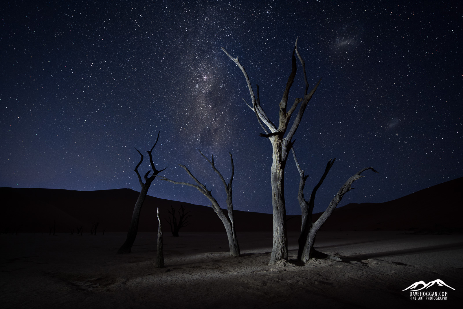 It is impossible to not be impressed with Namibian night sky…