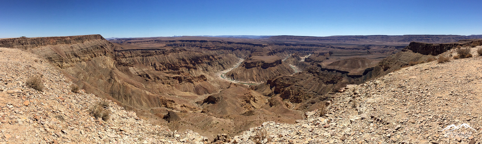 As impressive as Fish River Canyon is, it will be the light that matters…