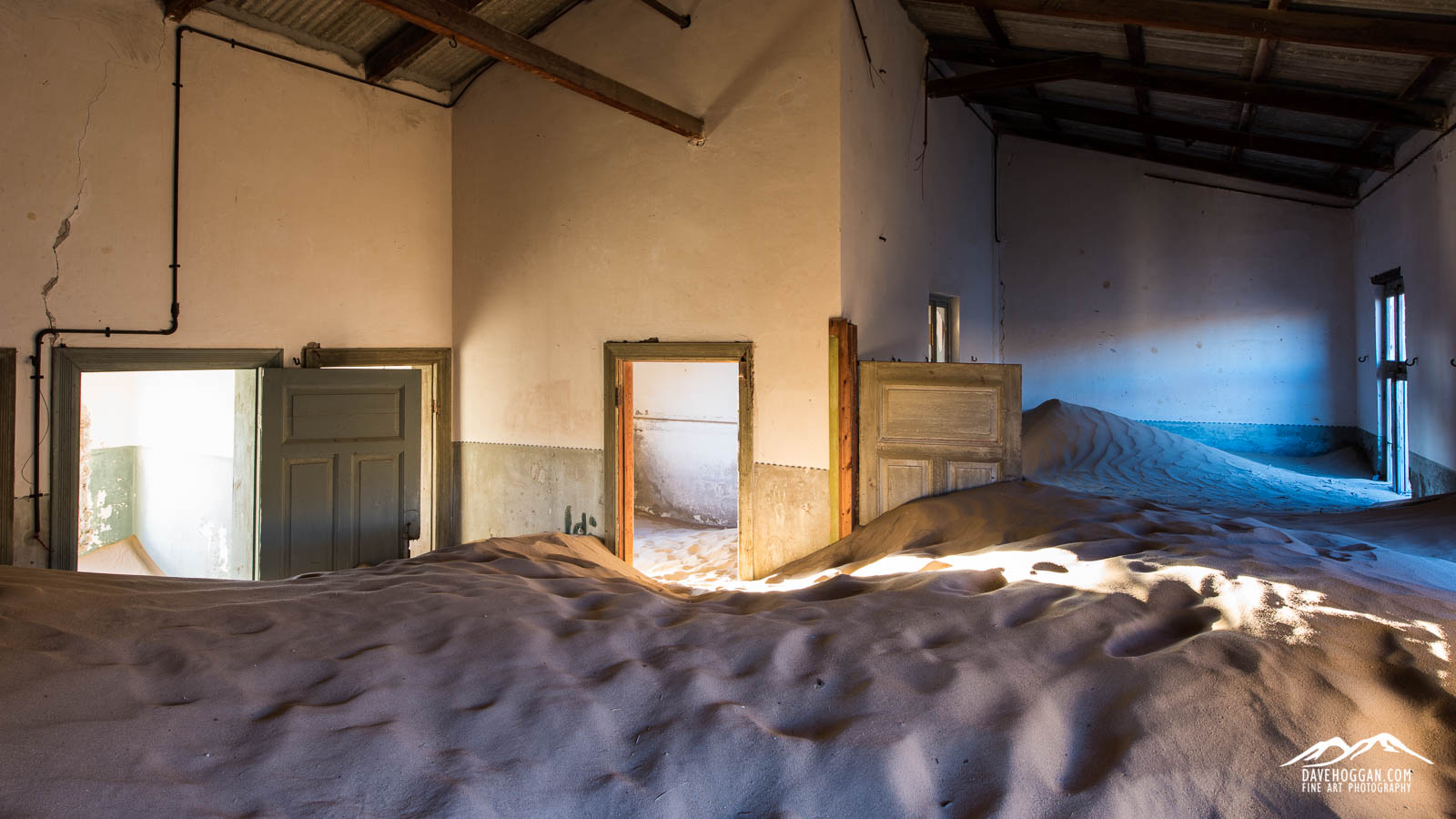 I could have easily spent an entire week at Kolmanskop…