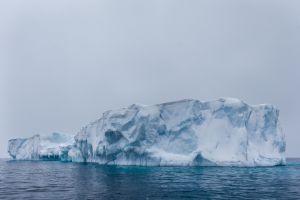 Wilhelmina Bay, Antarctica.