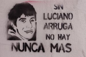'Luciano Arruga is not there anymore' [Buenos Aires, Argentina]