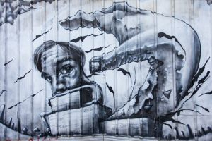 Unknown by  Jack Tamal. [Jerusalem, Israel]