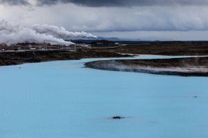 Gunnuhver Gepthermal Area, Iceland.