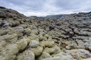 Laki Lava Field, Iceland.