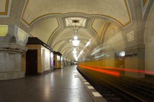 Heidelberger Platz U3 Station, Berlin.