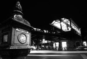 Schlesisches Tor Station, Berlin.