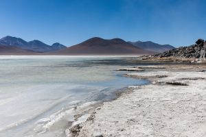 Laguna Blanca, Bolivia.