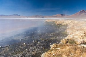 Laguna Colorada, Bolivia.