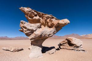Árbol de Piedra, Bolivia.