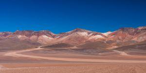 Desierto Siloli, Bolivia.
