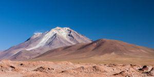 Volcán Ollagüe, Bolivia.